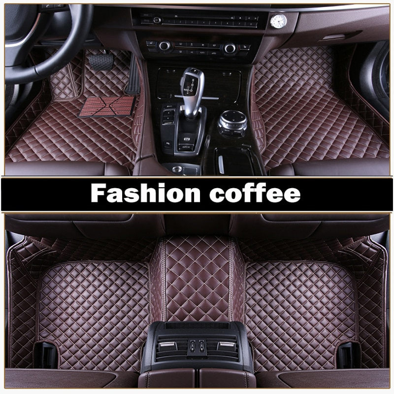 Custom fit High quality floor mats for Infiniti Q50 Q70 Q70L G25 G35 G37 M25 M35 M37 waterproof carpet liners