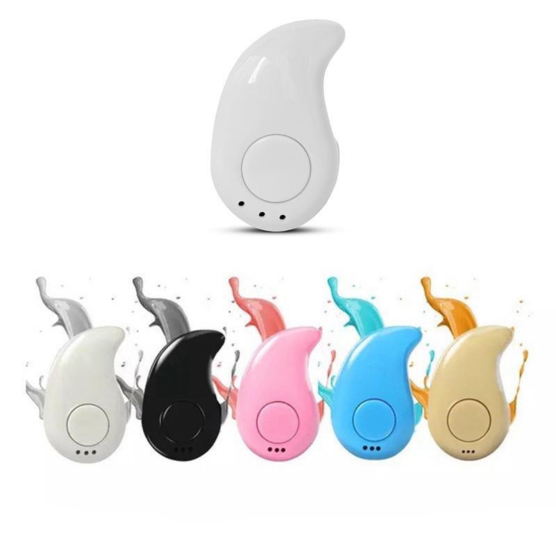 S530 Mini auricular Bluetooth de tres agujeros inalámbrico Micro 4,1 estéreo Invidible Bluetooth auriculares bluetooth deportivos