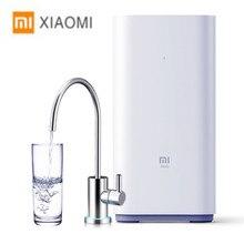 Xiaomi oryginalny blat oczyszczacz wody RO 400G membrana odwrócony filtr wody osmotycznej System technologia kuchnia typ gospodarstwa domowego