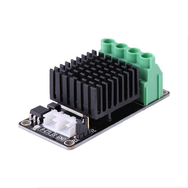 brand new large format printer parts 512 konica umc board set 30A Heating Controller MOS Module MKS MOSFET Board For Heat Bed Extruder for 3D Printer Parts