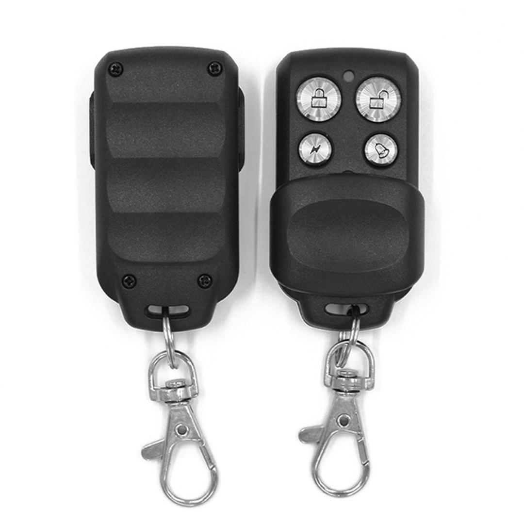 For Chamberlain/Motorlift 84335AML CR550/ML/MLR 1pc 433MHz Gate/Garage Remote 3 doors Wireless Car Key Mayitr