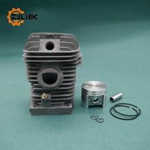 Pistão do cilindro 42.5 milímetros Kit para Stihl 025 MS250 023 MS230 Chainsaw parts #1123 020 1209 1123 030 0408