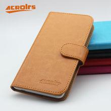 Luxury Wallet Case For Gigaset GS290 Case 6.3