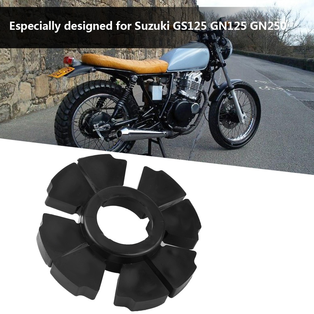 Buffer de goma para rueda de motocicleta para Suzuki GS125 GN125 GN250