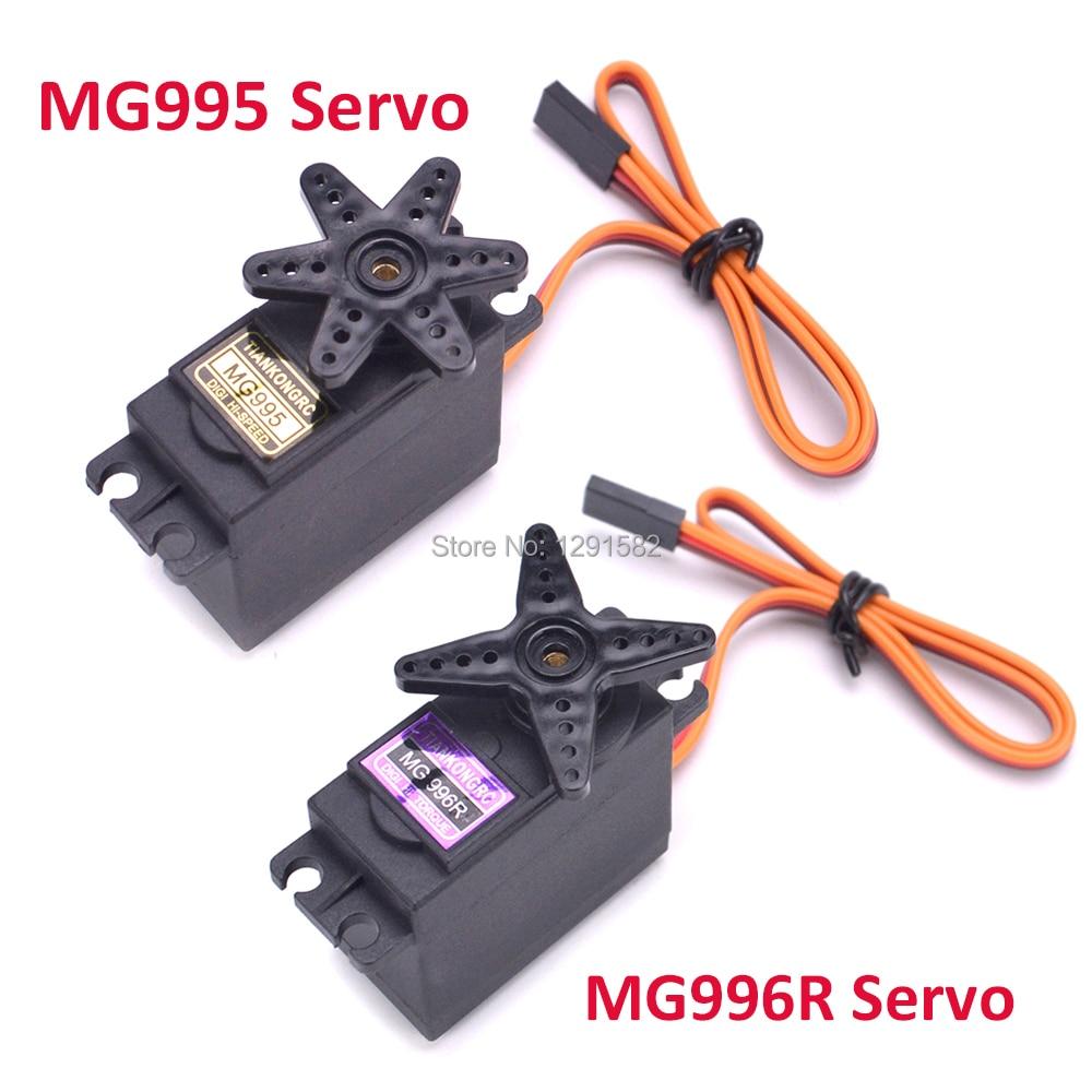 1pcs 13KG Servo Digital MG995 MG 995 / MG996R MG996 Servo Metal Gear for JR Car RC Model Helicopter Boat