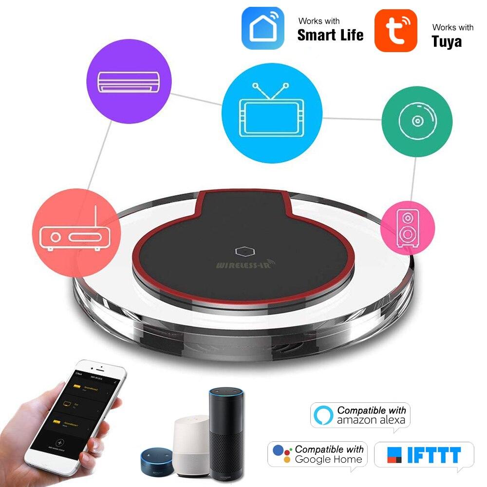 EACHEN WiFi-IR télécommande IR Hub (2.4 Ghz) activé infrarouge Smart Home télécommande intelligente pour climatiseur TV DVD