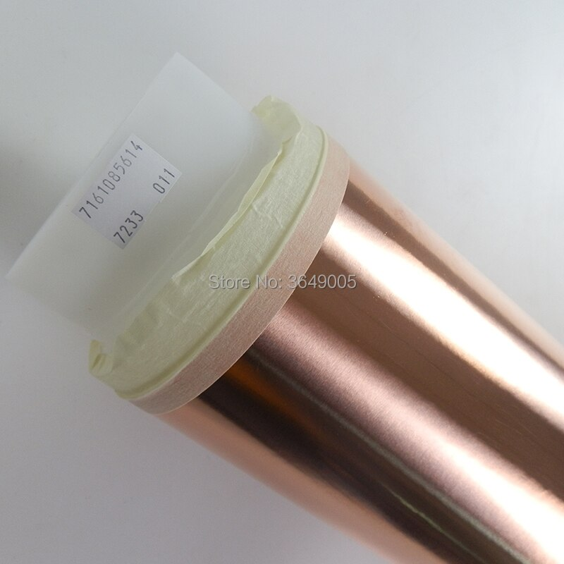 3M EMI Equivalence Copper Foil Shielding Tape 1181 For Moisture Resistance