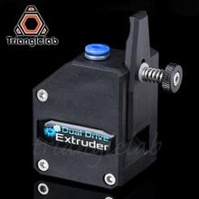 Trianglelab bowden extruder bmg 압출기 3d 프린터 용 btech 듀얼 드라이브 압출기 3d 프린터 mk8 용 고성능