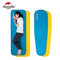 naturehike camping mattress lengthened self inflating camping mat high quality sponge sleeping pad outdoor hiking
