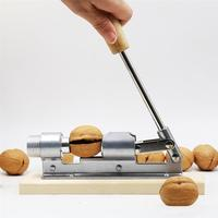 Walnut Nut Clip Mechanical Heavy Duty Rocket Nut Cracker Nutcracker Nut Sheller For Home Kitchen Nut Cracker Opener Tools
