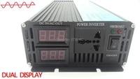 1500w inverter pure sine wave dc48v to ac220v 50hz peak power 3000w converter