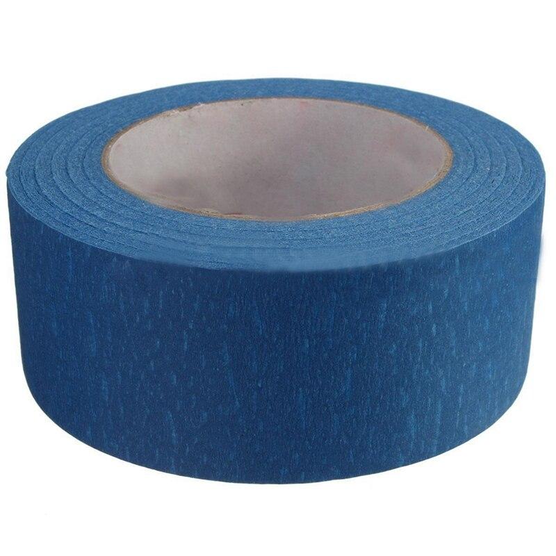 Impresora 3D de 50M, cinta azul, cama de 50mm de ancho para pintores de cinta adhesiva