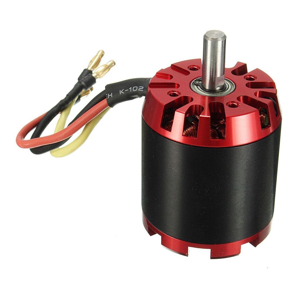 Motor sin escobillas Outrunner N5065 320KV para Kit de patines eléctricos DIY