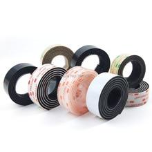 Doble bloqueo SJ3550/SJ3560 negro o claro cinta adhesiva VHB seta con cinta ajustable, tipo 250