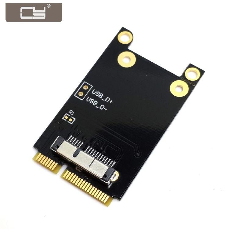 Cydz sem fio wifi mini cartão pci-e para mac livro broadcom bcm94360cd/bcm94331cd bcm94331cd bcm943224p
