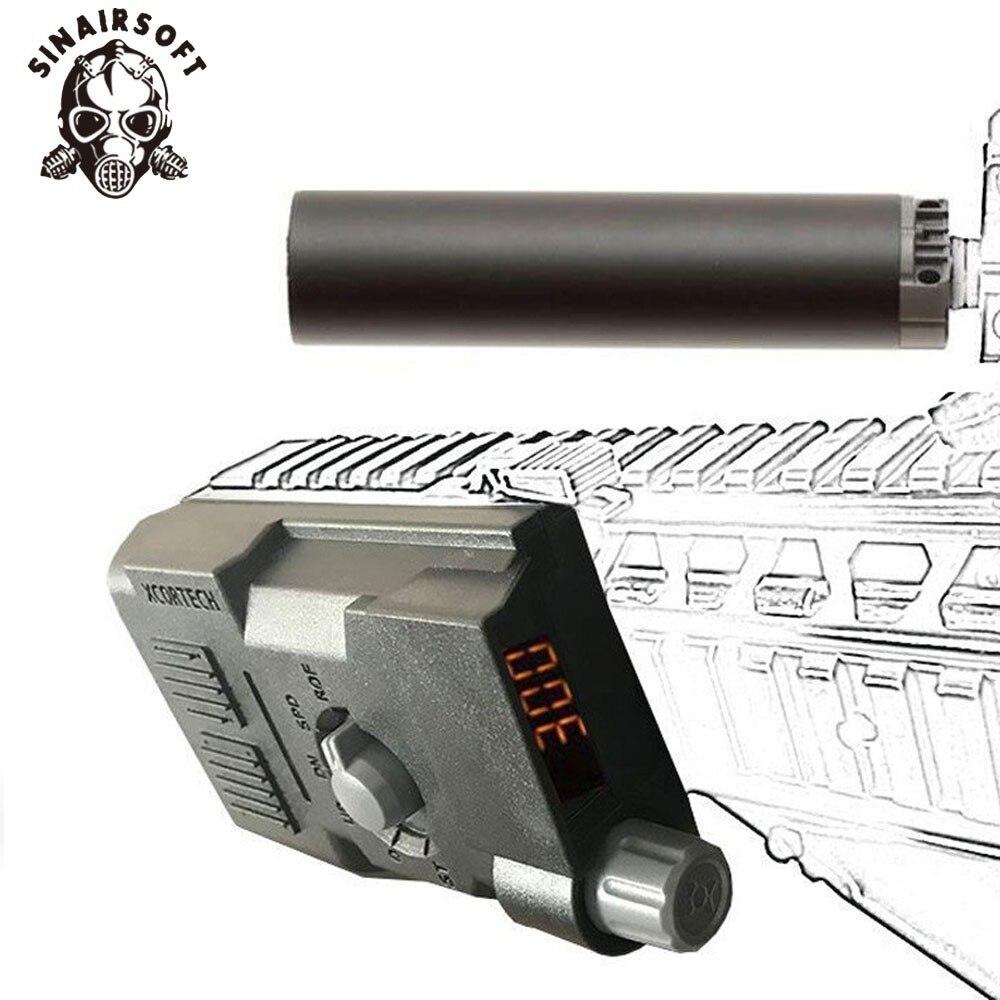 Hot Tactical X3300 Xcortech MK3 Proiettile Palla Shooting Cronografo Velocità Avanzata Bb Controllo Airsoft Paintball di Caccia di Combattimento Del Gioco