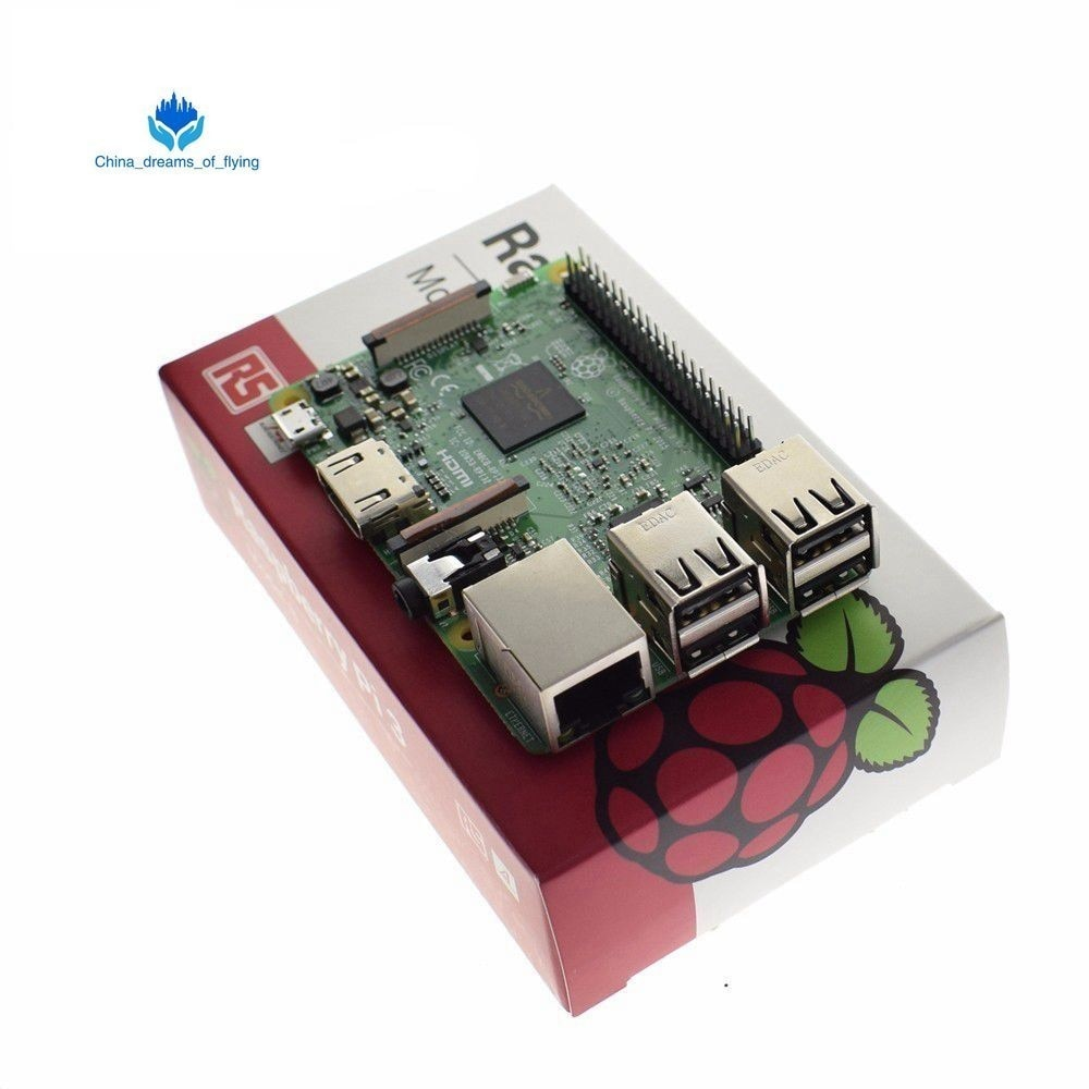 Tzt original element14 raspberry pi 3 modelo b / raspberry pi/framboesa/pi3 b / pi 3 / pi 3b com wifi & bluetooth