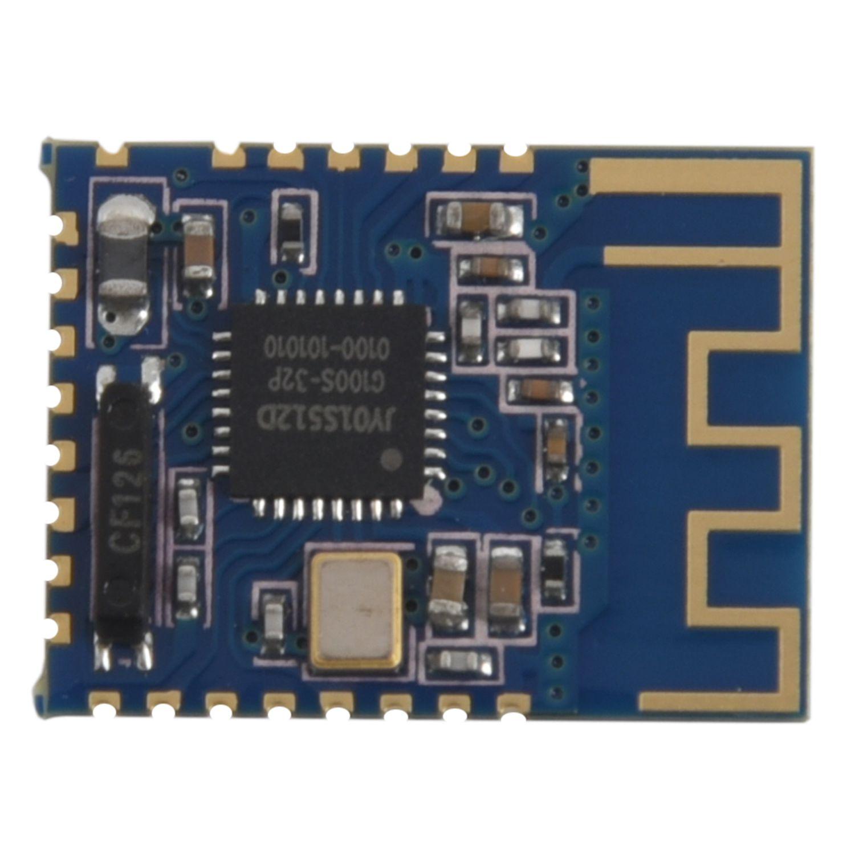 1 Uds. Módulo de metal azul JDY-16 Bluetooth 4,2 de alta velocidad modo digital red de malla BLE bajo consumo de energía 1,9*1,5*0,2 cm