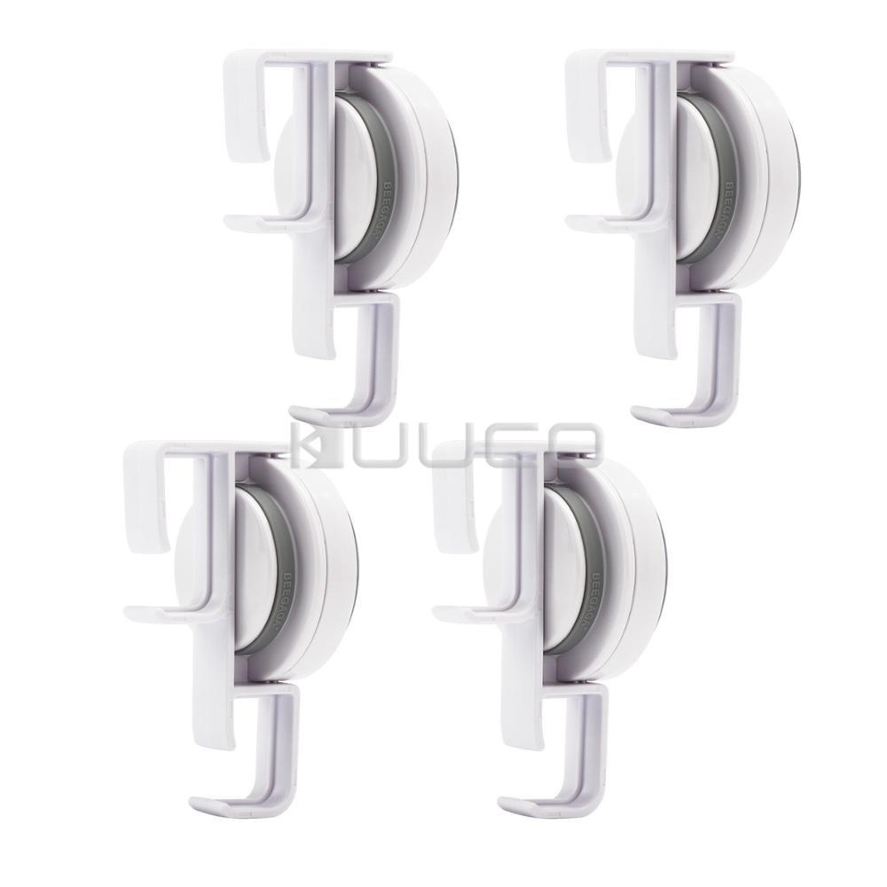 20 قطعة/الوحدة مصاصة هوك/فراغ مصاصة شفط السنانير/جدار هوك للاستخدام في نواحي/المطبخ/الحمام/المرآب/مدخل الخ
