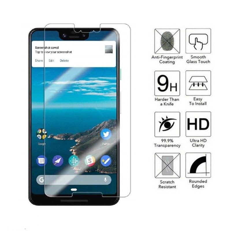 9H Premium Tempered Glass For Google Pixel Pixel 3Lite 3A 2 3 XL Pixel Pixel2 Pixel3 XL HTC Screen Protector Protective Film