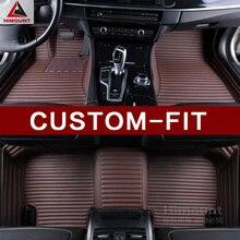 Tapis de sol de voiture de haute qualité   Spécialement adaptés pour Toyota 4Runner N280, tapis de style de voiture robuste, doublures de tapis de haute qualité