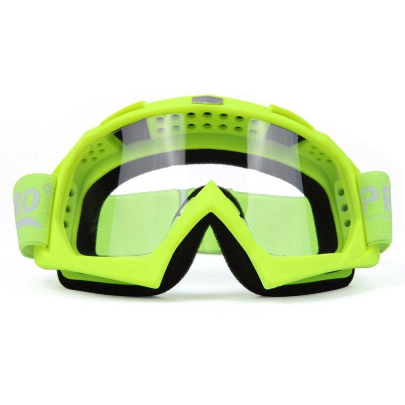 Gafas de Motocross Propro, gafas de esquí, Snowboard, máscara Atv, casco de motocicleta, gafas Dirt Bike Mx para fanáticos de Kawasaki