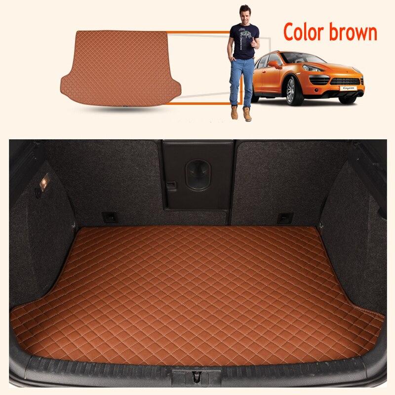 ZHAOYANHUA alfombrillas laterales agudas para maletero de coche para Toyota Prado 3400 2700 LC95 LC90 Sienna, tundra Terios
