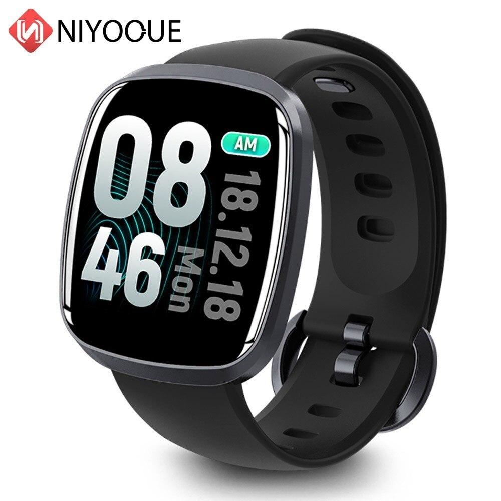 Smartwatch GT103, rastreador de fitness de presión arterial, Monitor de sueño, Control de música, pantalla táctil deportiva completa para IPhone Xiaomi, banda deportiva