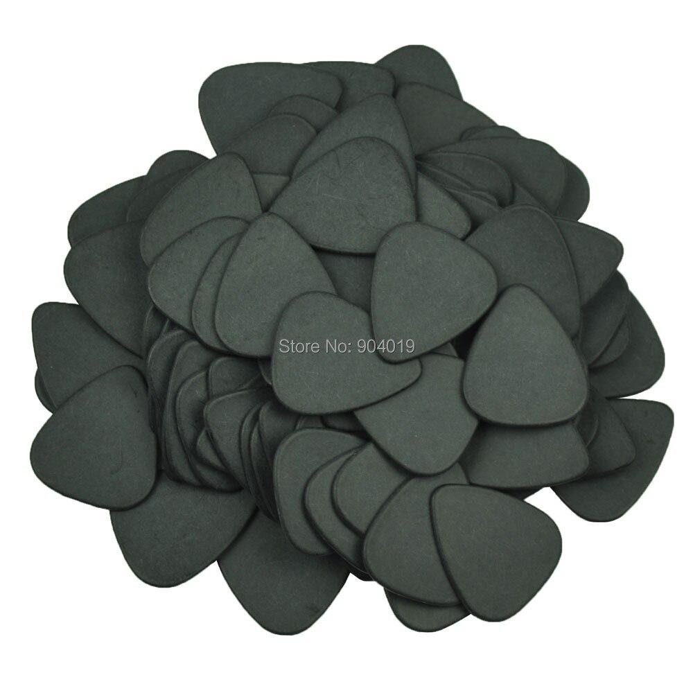 100 pièces Extra lourd 1.5mm 351 Delrin médiator noir