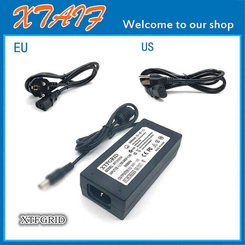 US/EU/AU/UK enchufe AC/DC adaptador para Avid Mbox Pro 3 M caja FireWire interfaz de Audio Cable de alimentación Cable PS cargador fuente de alimentación