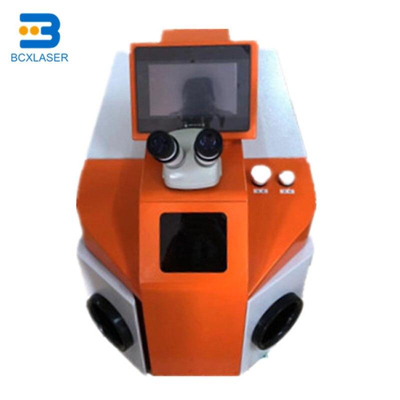 Máquina de Solda a Laser 100w para Reparação de Jóias Mini