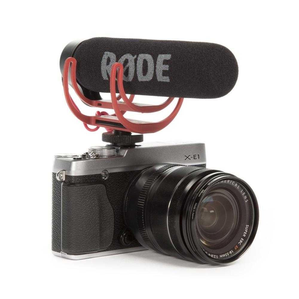 DSLR Microphone Rode VideoMic Go Video Camera Microphone for Canon Nikon Sony Microphone Rode Go Rycote Video Mic