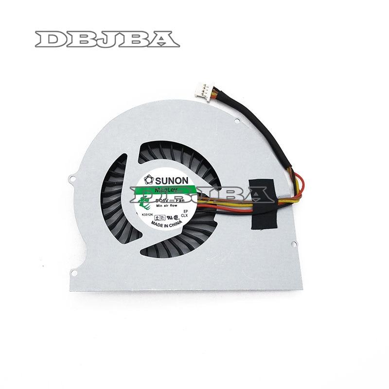 New Laptop CPU Cooling Fan For ACER Aspire 3830 3830G 3830TG 3830T KSB0605HC MG75070V1-C010-S99 cpu fan