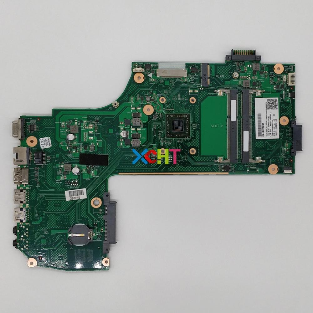 Toshiba Satellite C70 C75 V000358250 w A6-6310 CPU 6050A2632101-MB-A01 Laptop Notebook PC placa base
