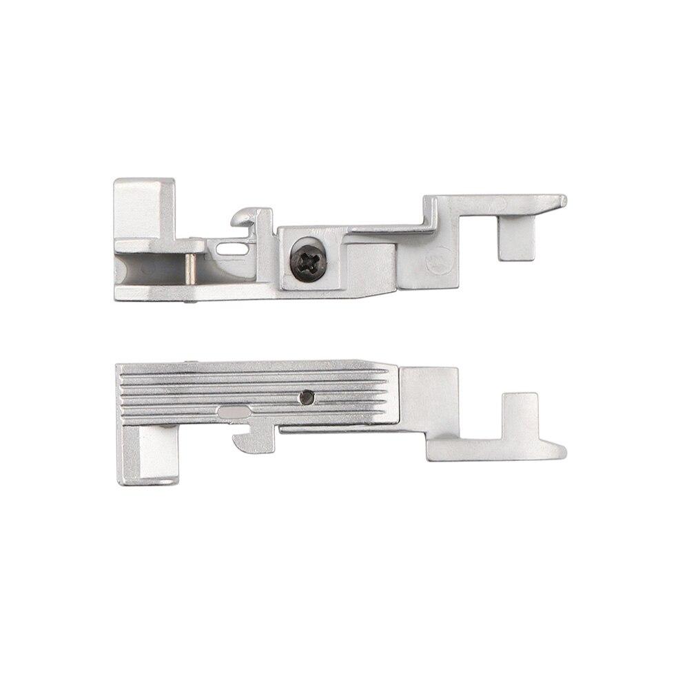 6 uds Serger overlock Presser pie accesorio para Singer 14CG754 14SH654 14U555 Consew 14TU 14hd854 Juki accesorios de la máquina