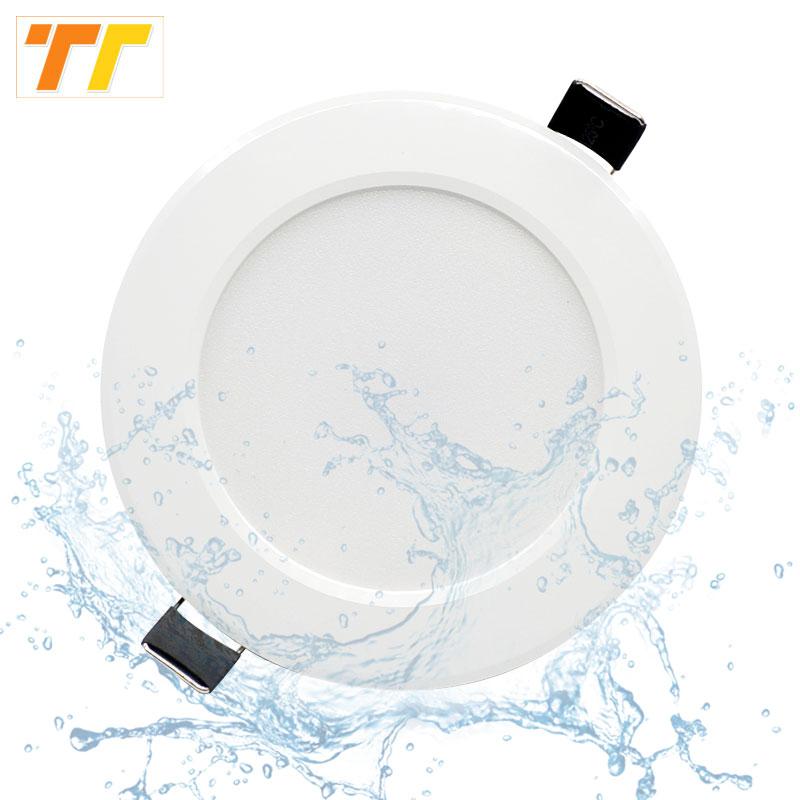 Foco LED empotrable regulable, resistente al agua, 5W, 7W, 9W, 12W, 15W,...