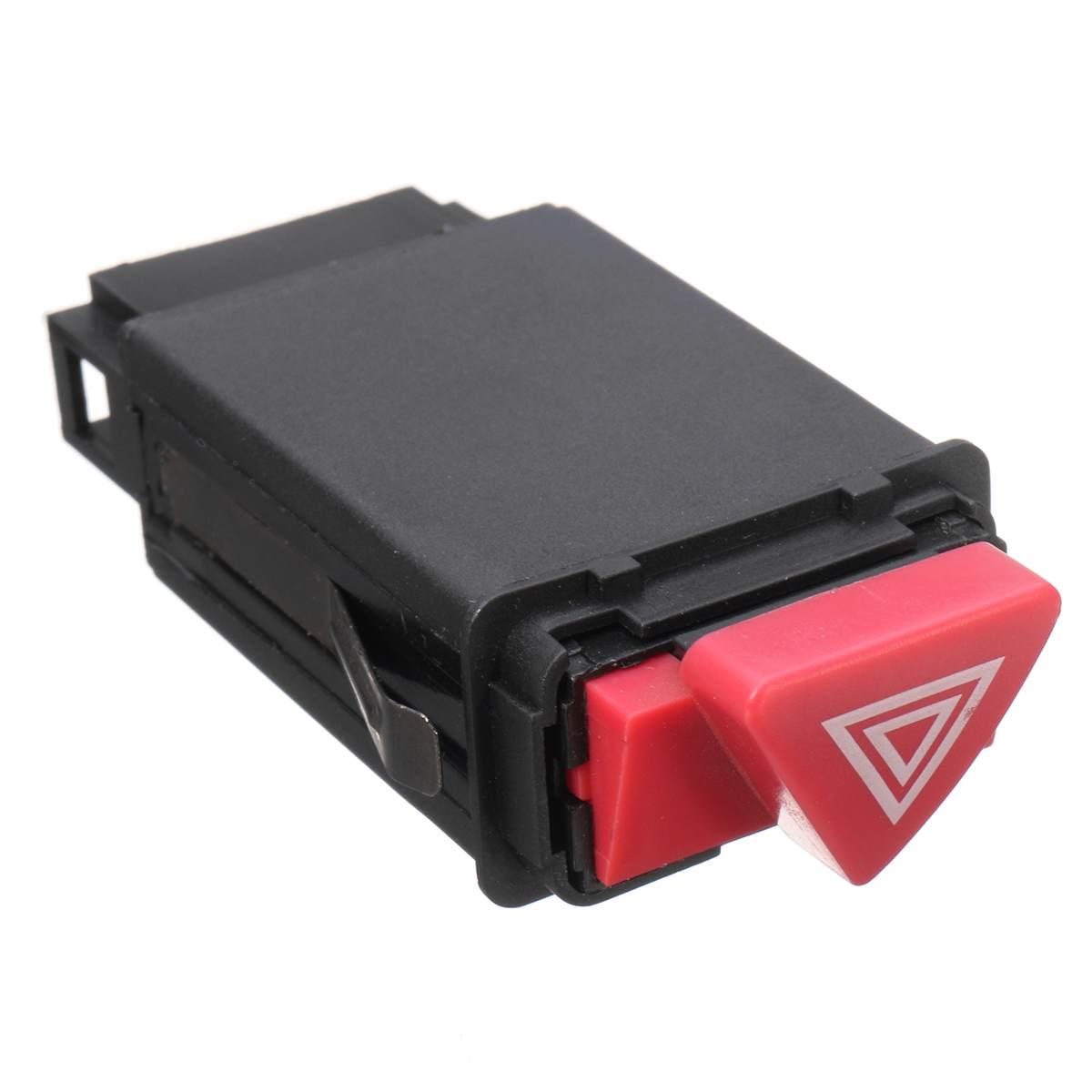 Luz indicadora de peligro de emergencia para coche, interruptor rojo 8D0941509H 8D0 941 509 H para Audi A3 A4 A6 C5 Allroad