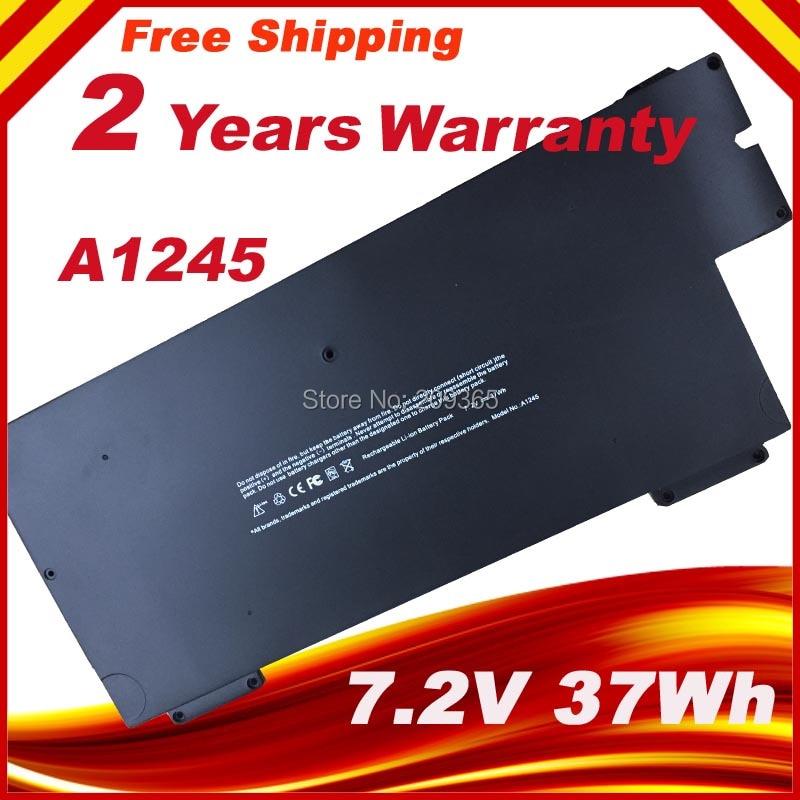 "7,4 V A1245 Аккумулятор для ноутбука Apple MacBook Air 13 ""A1237 A1304 MB003 MC233LL/A MC234CH/A MC504J/A MC503J/A"