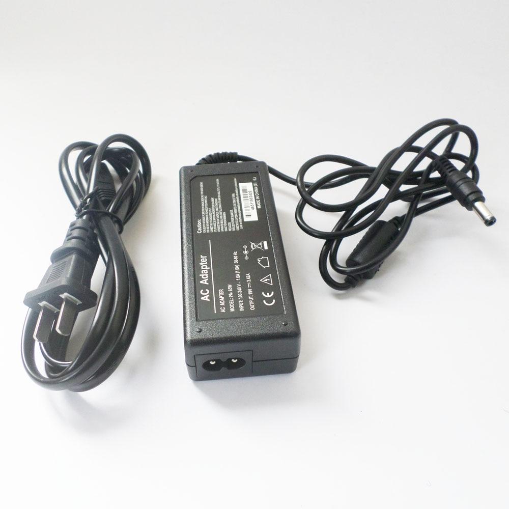 Cargador/adaptador de CA para Asus K42F-A1 K53E-A1 K601J U45JC U8V UL20A C2B K52J K52 X53U-XR1 X53U-XR2 S500CA-CJ011H S500CA-CJ019H 65W