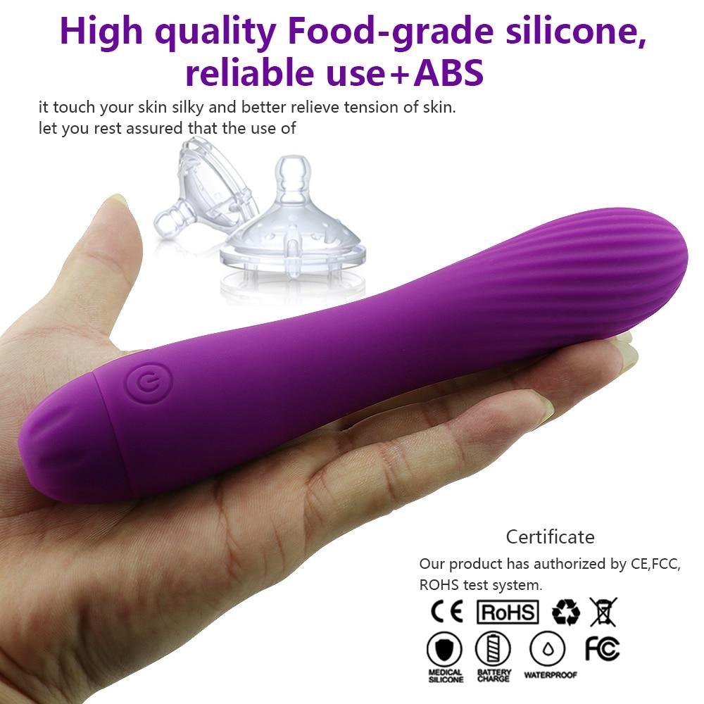 Dildo Vibrator ClitorisSex Toys for Women Thread Massager G Spot Pussy Vagina Stimulator Adult Toys USB Rechargeable Waterproof