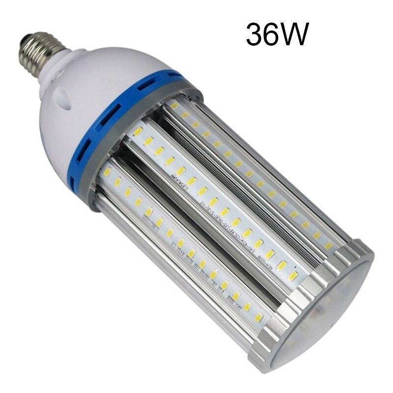 Iluminación MINGYING bombilla LED tipo mazorca, farola LED, bombilla E27 E40 LED 36W, Super brillante SMD5730 85-265V