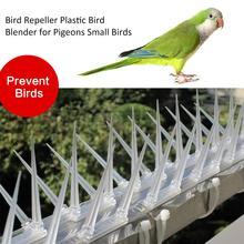 Pointes doiseaux et de Pigeons en plastique   3 pièces 4M, anti-oiseaux, pic de Pigeon pour se débarrasser des Pigeons et des oiseaux effrayants