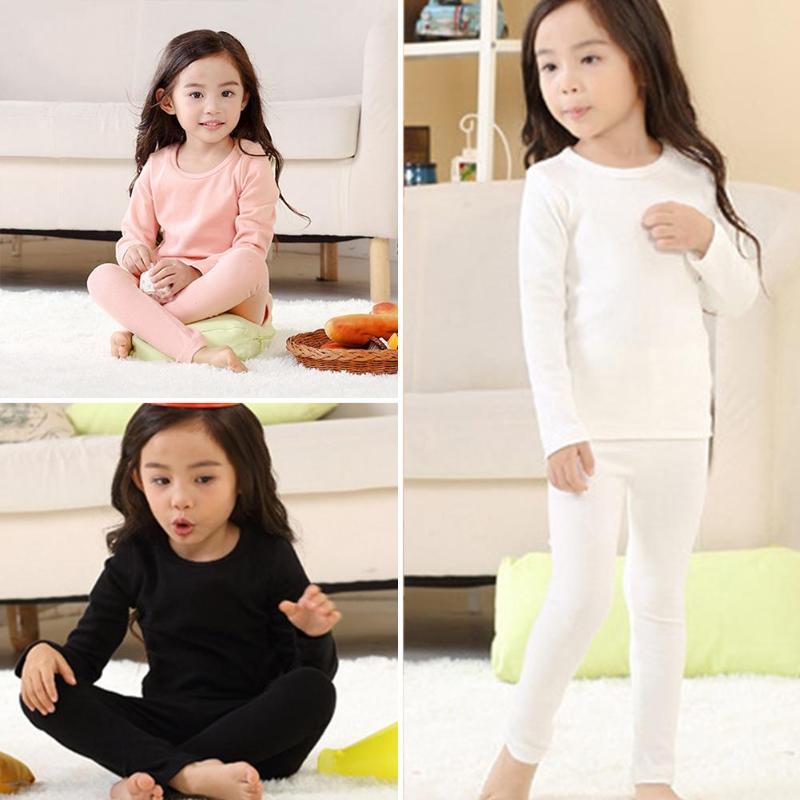 2018 2 uds conjuntos de pijamas para niños de invierno pijamas para chicos ropa interior trajes de algodón ropa de dormir ropa de casa Navidad