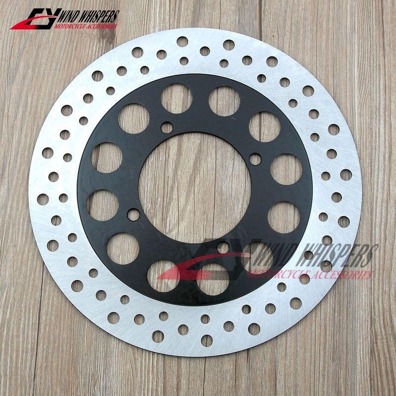 Задний тормозной диск для мотоцикла, ротор для Suzuki бандит GSF250 74A GSF400 75A GSX250 GSX400 GS500 GSX600 GSX750 GSF250 400 600 750