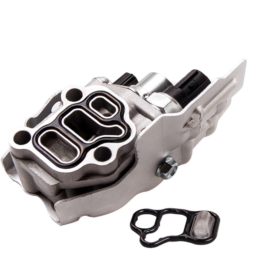 Elemento VTEC solenoide junta de válvula de carrete para Accord Civic CR-V 15810-RAA-A03 nuevo ajuste Honda CRV Accord CR-V elemento VTEC solenoide