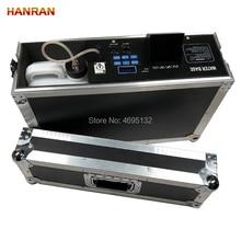 900W Stage Mist Haze Machine with DMX Control Flight Case Package Stage Lighting Effect Hazer