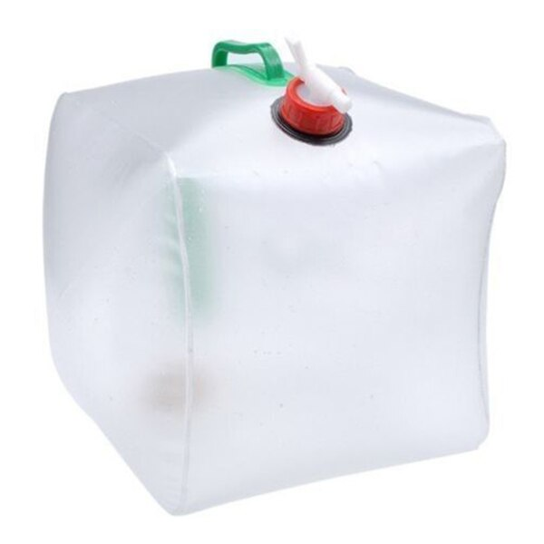 Tanque De Agua de agua plegable blanca de moda bote plano litro, 10L