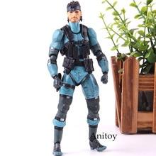 Metal Gear Solid yılan serisi Metal Gear Solid 2 aksiyon figürü Figma 243 PVC koleksiyon Model oyuncak