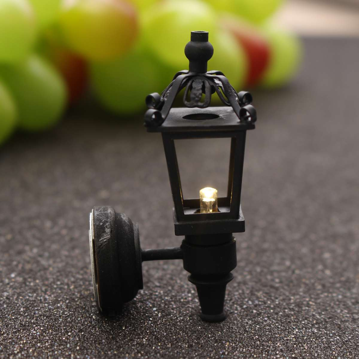 Miniatura Streetlight LED Electronic Products Landscape For Doll House Accessories Simulation Street