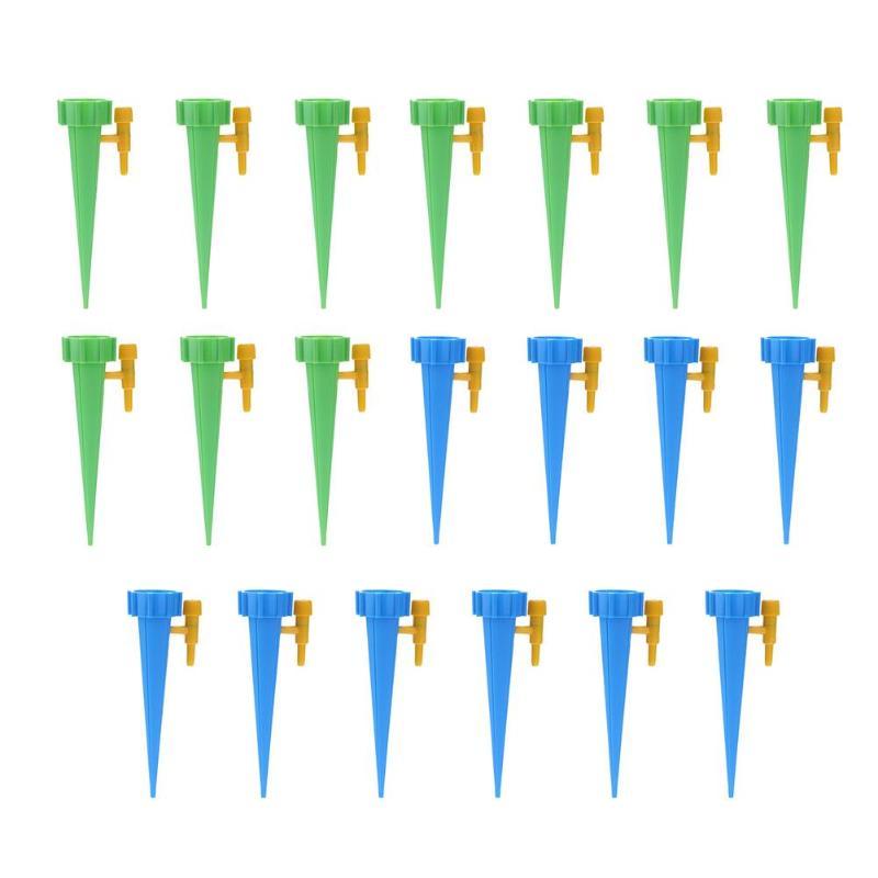 1/6/12 Uds. Kits de herramientas de riego por goteo automático SISTEMA DE interior picos de plantas de interior para jardinería planta en maceta ahorro de energía